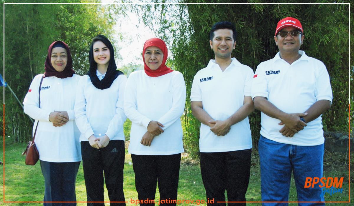 Family Gathering Pemerintah Provinsi Jawa Timur Tahun 2019