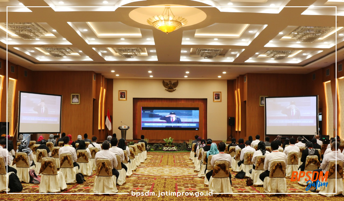 Memperingati Hari Kesaktian Pancasila Melalui Live Streaming